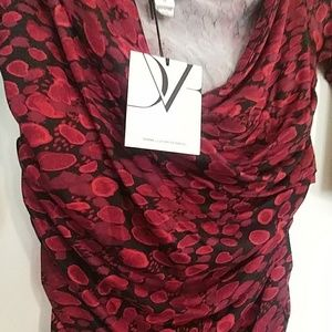 DVF Bentley dress - new with tags!